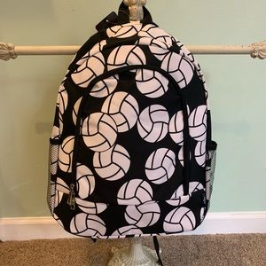 Handbags - 🏐NEW Volleyball full size backpack sports mom bag